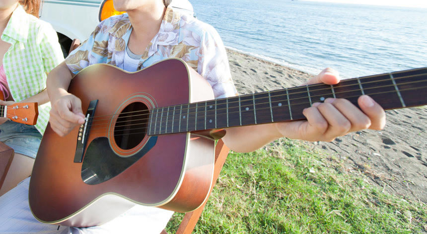 ギター好き編