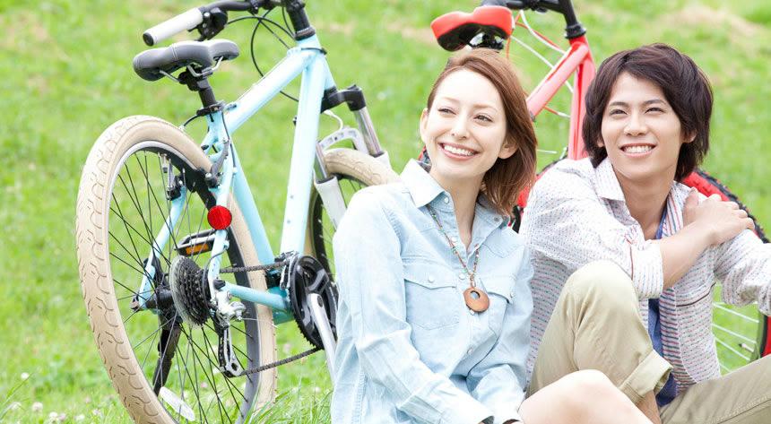 サイクリング好きが集まるお見合いパーティー