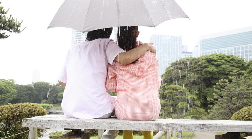 晴れより雨が好き編