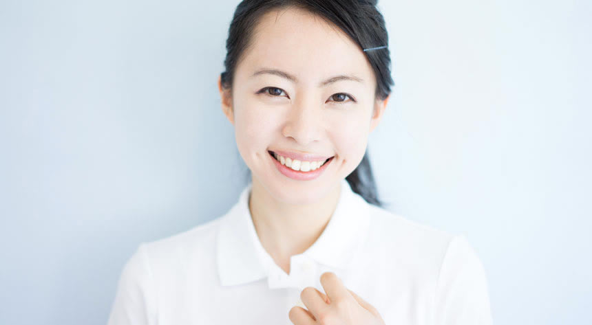おっとり系&マイペース女性編