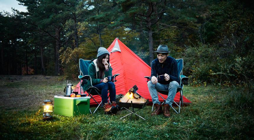 キャンプde婚活