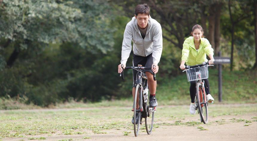 サイクリング婚活