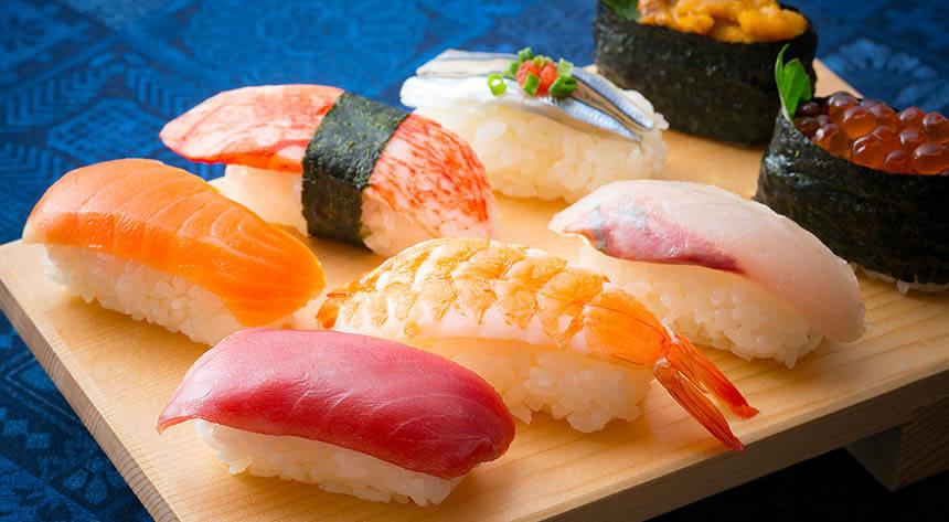 お寿司大好き編